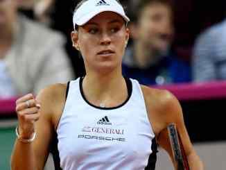 Watch the Madison Keys v Angelique Kerber WTA Osaka