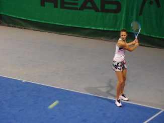 Naomi Osaka v Karolina Pliskova WTA Brisbane International