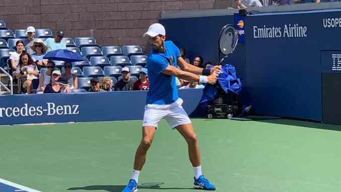 Novak Djokovic's Adria Tour has come under criticism
