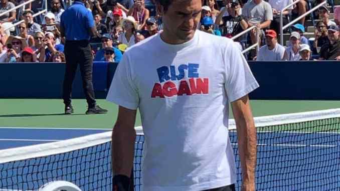 Roger Federer wants a merger between ATP and WTA tennis