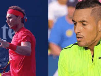 Nadal v Kyrgios Rivalry