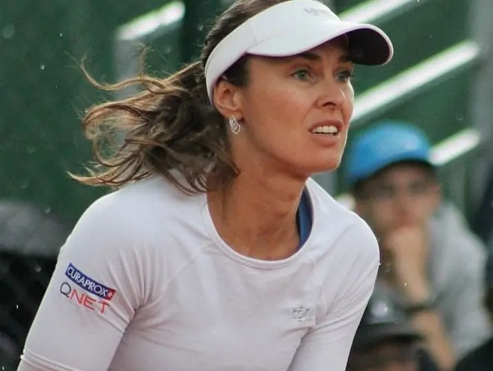 Hingis was also found to have doped