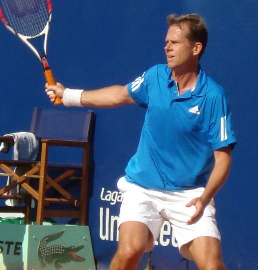 Stefan Edberg Lost in the 1989 French Open Final
