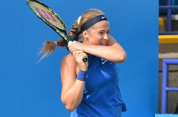 Jelena Ostapenko Won the 2017 French Open