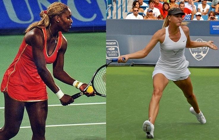 The Serena-Sharapova Rivalry