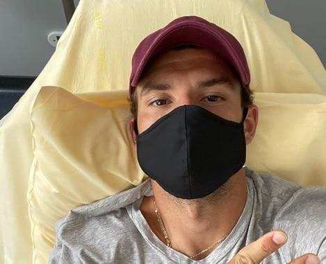 Grigor Dimitrov speaks of his illness