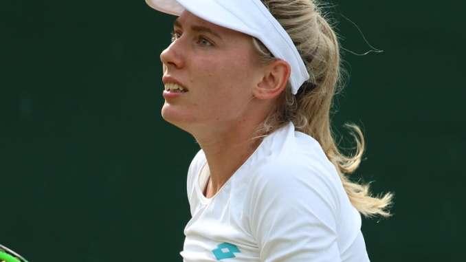 Ekaterina Alexandrova v Kim Clijsters Live Streaming, Prediction