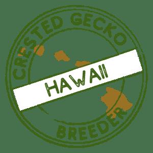 Crested Gecko Breeders in Hawaii