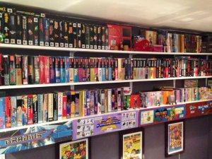 wall of nintendo