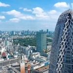 新宿の眺望