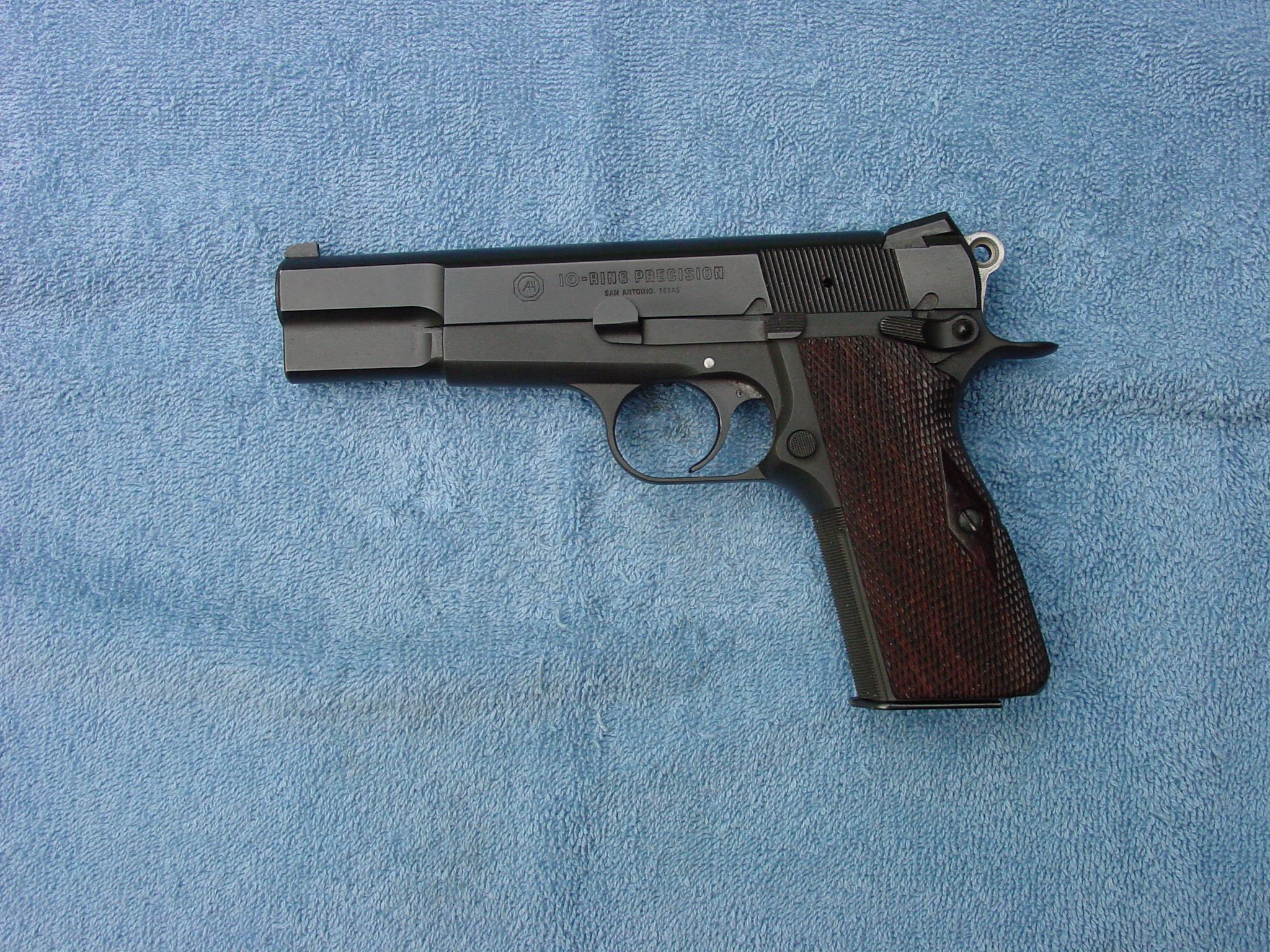 Novak Custom Browning High Power