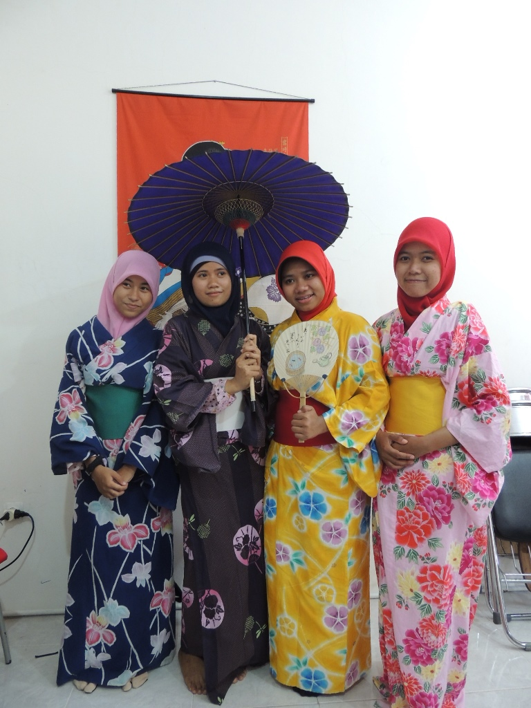 Stand Kebudayaan Jepang