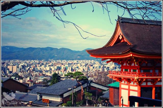 kyoto city - kota terindah di Jepang