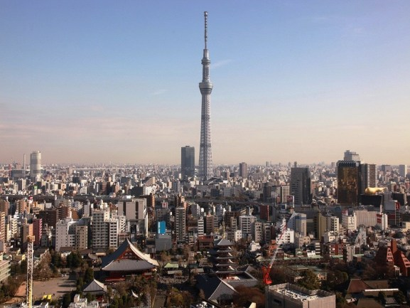 Tokyo Skytree - Tokyo Skytree - megalopolisnow.com - kursus bahasa jepang