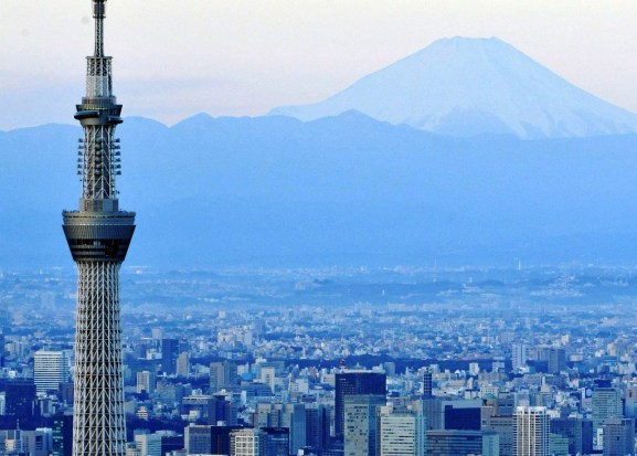 Tokyo Skytree - Tokyo Skytree - www.japantimes.co.jp - kursus bahasa jepang