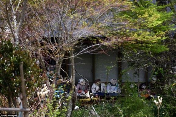 Kekurangan Penduduk Desa Jepang
