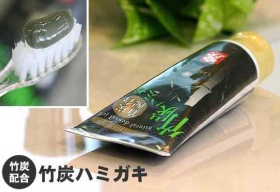 Odol Jepang Rasa Arang Bambu