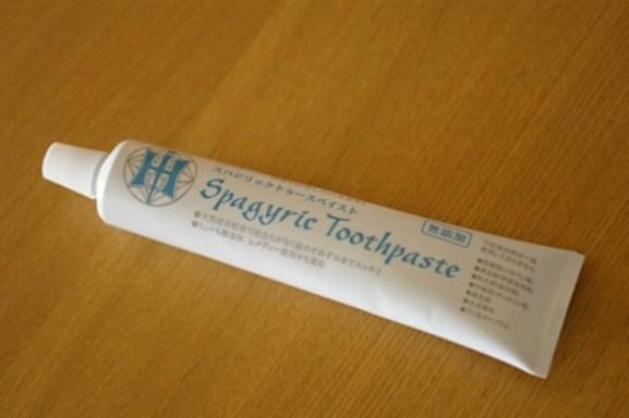 Pasta Gigi Jepang Rasa Spagyric