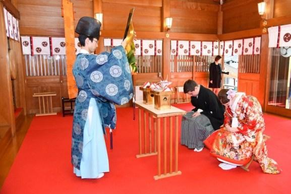 Pernikahan Tradisional Ala Jepang