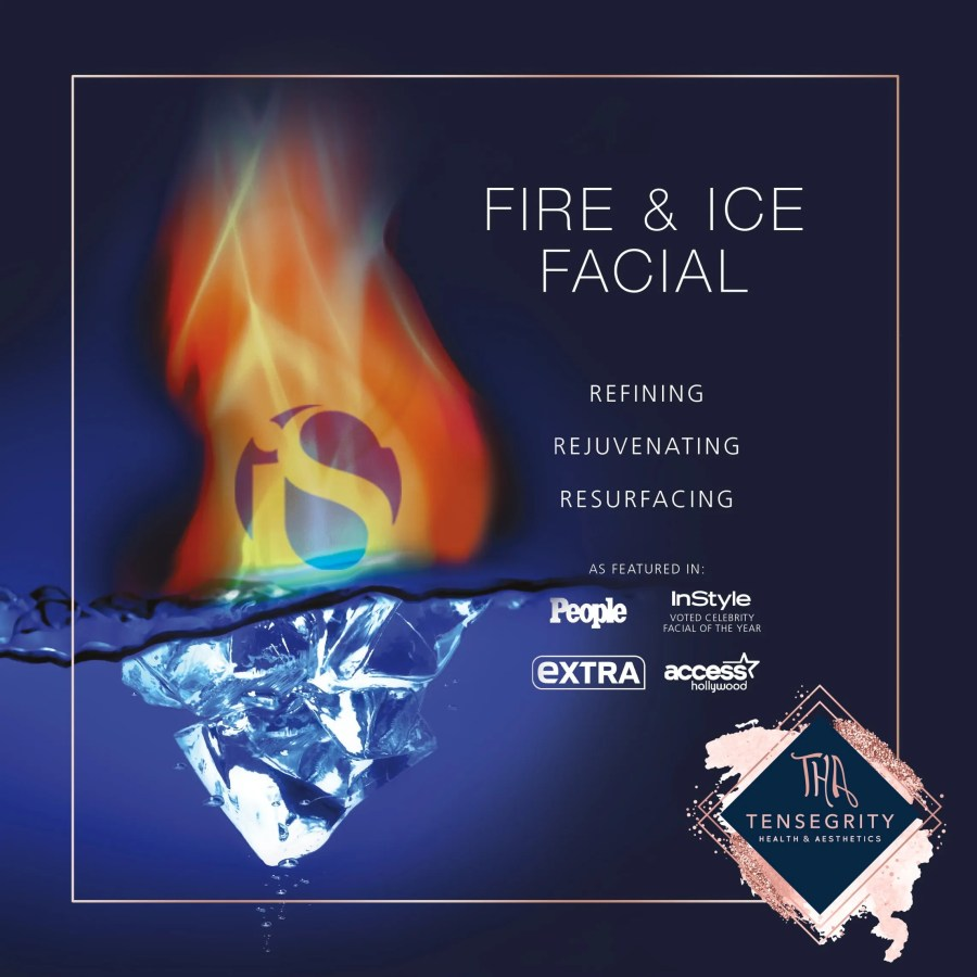 Fire & Ice Facial at Tensegrity Health & Aesthetics