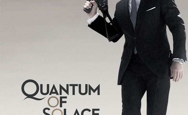 Quantum Of Solace 2008 Ten Stars Or Less