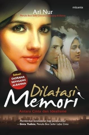 Cover Buku Dilatasi Memori