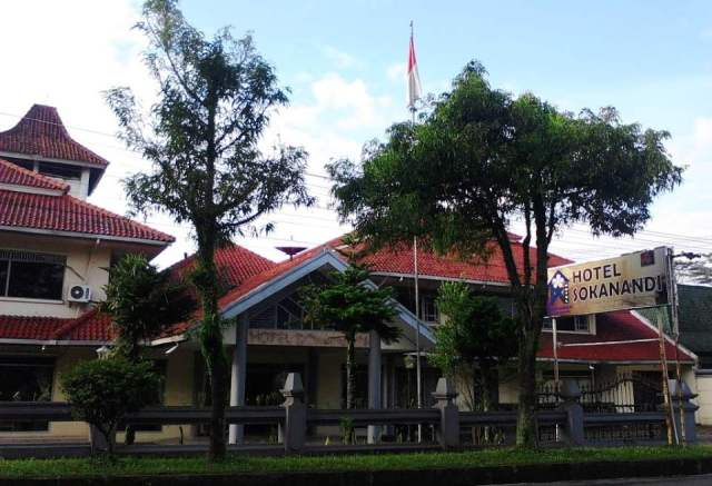 Hotel Sokanandi Banjarnegara