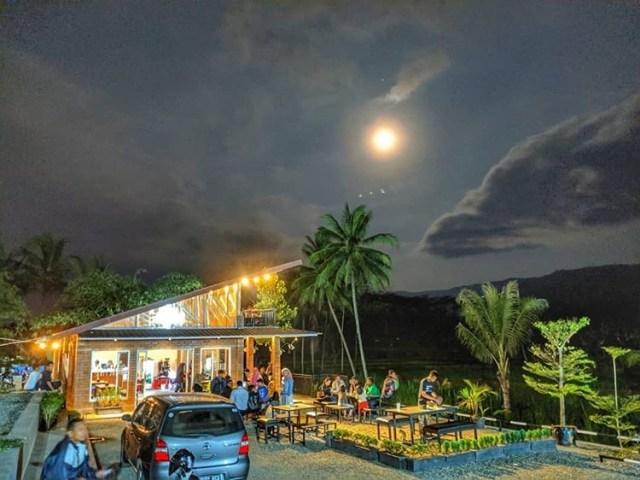 Ini Loh Cafe Hits di Banjarnegara, Recommended Banget!