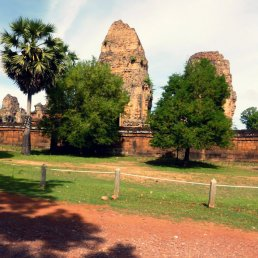 How Are You, Preah Rup? Angkor Archeological Park