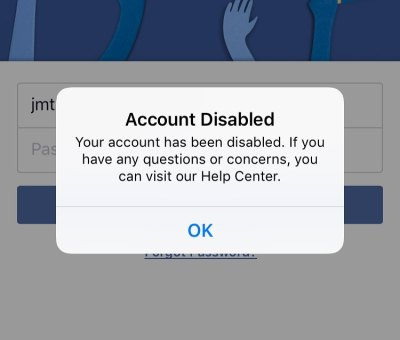 How to Activate Deactivated Facebook Account