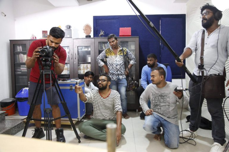 Diploma in Film Direction and Making at Tent Cinema Bangalore