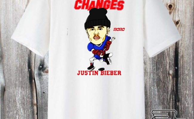 Changes Hockey Justin Bieber 2020 T Shirt Tentenshirts