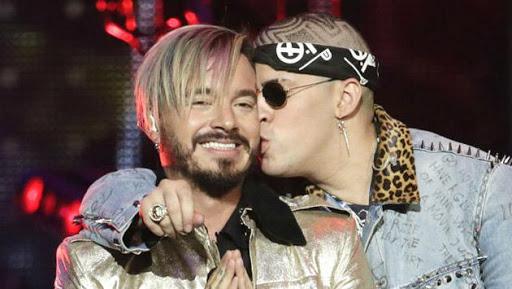 """""""Por el momento soy heterosexual y me gustan las mujeres"""", sentenció el cantante"""
