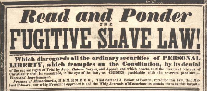 Image result for fugitive slave law jury nullification