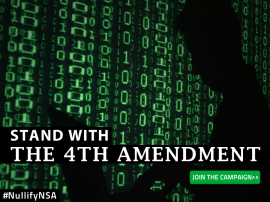 Stand with the 4th Amendment