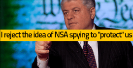 Judge Napolitano: NSA and a Government off Secrecy and Fear