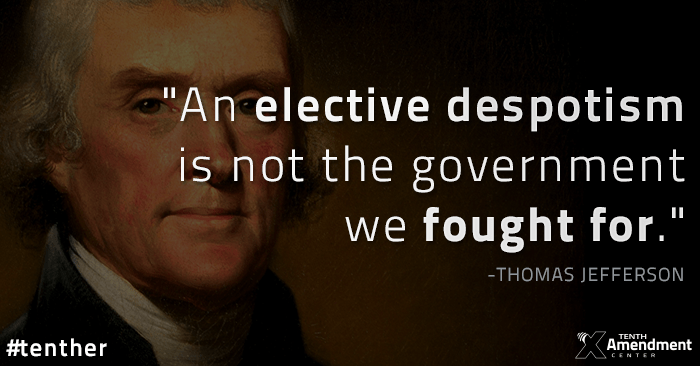 Thomas Jefferson on the Misuse of the Commerce and General Welfare Clauses