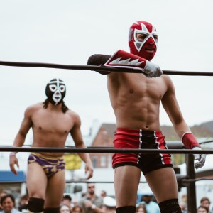 10th Ave Burrito Mexican Wrestling
