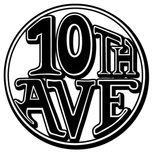 10th Ave Medallion Logo
