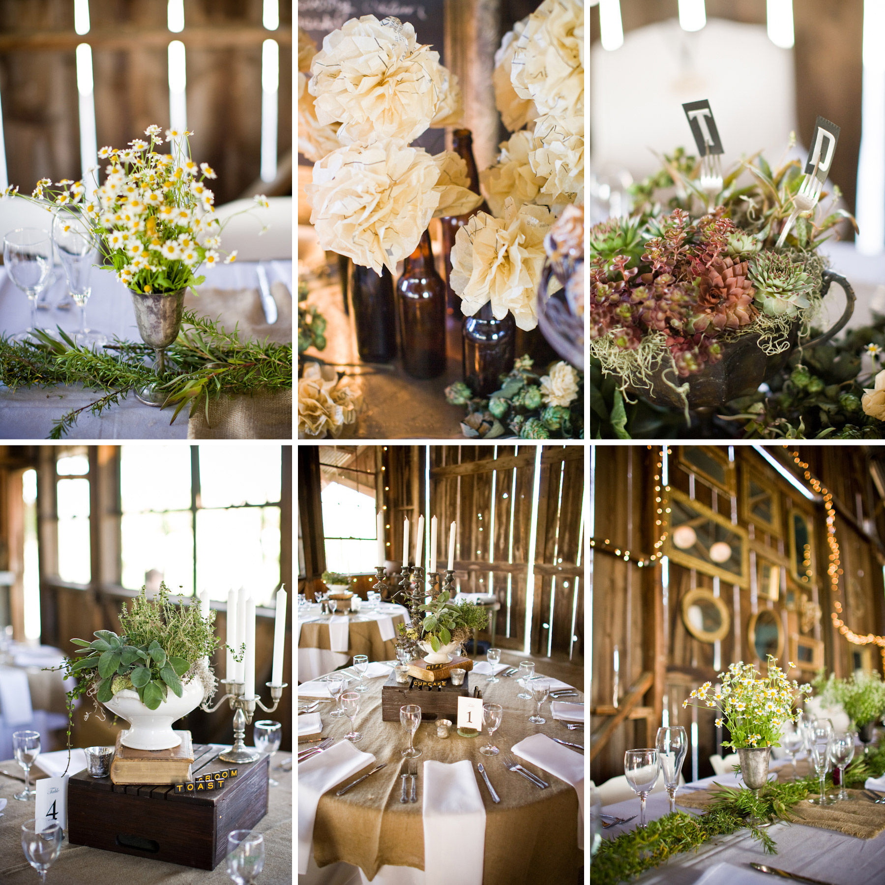 Real Weddings Chic Western Wedding  TENTHIRTEEN design
