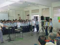 Scouts Sing