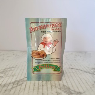 one sachet of bakers ammonia