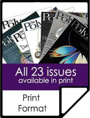 The Polymer Arts Magazine Back Issues – Print Format | Tenth Muse Arts