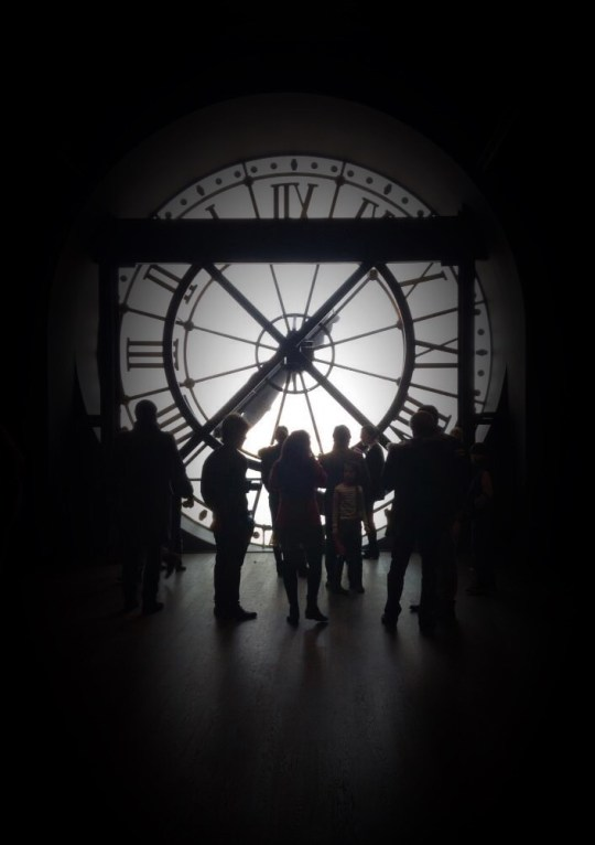 Inside the Musée D'Orsay, Paris France. Photo by Tania D Campbell