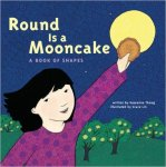 round is a mooncake