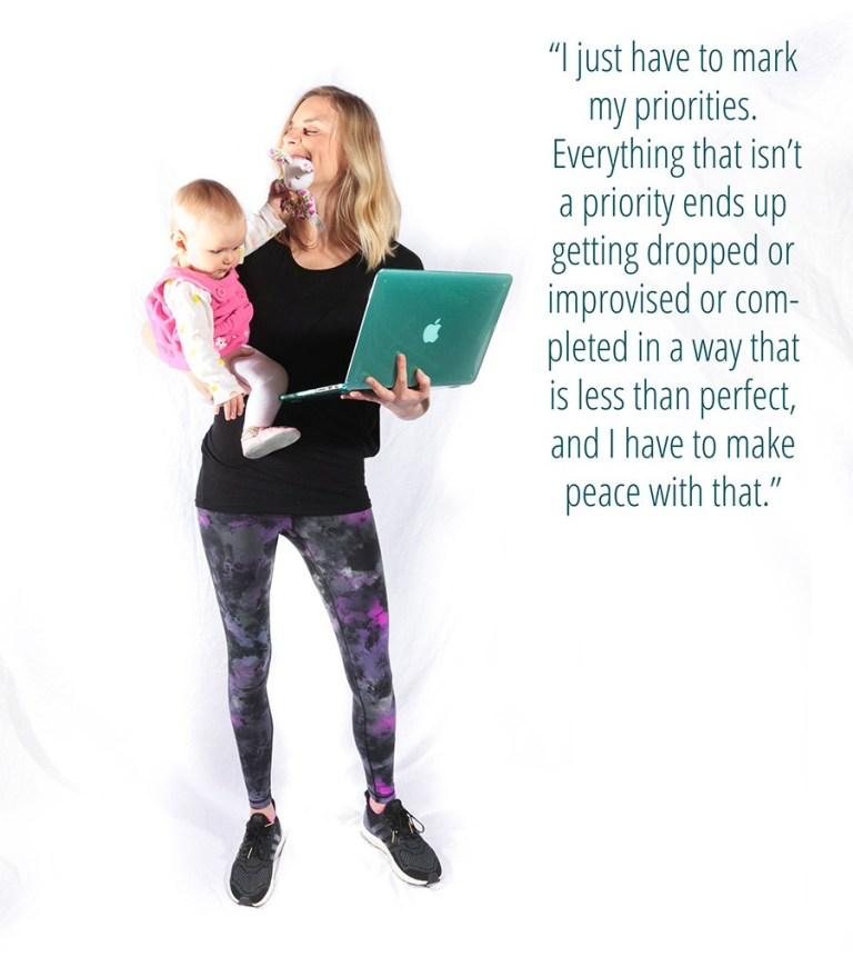 Catherine Ryan Gregory portrait of working moms