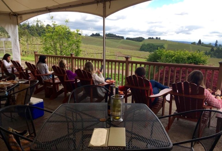 Wine tasting with best mom friends—an unforgettable getaway weekend in Oregon. Ten Thousand Hour Mama