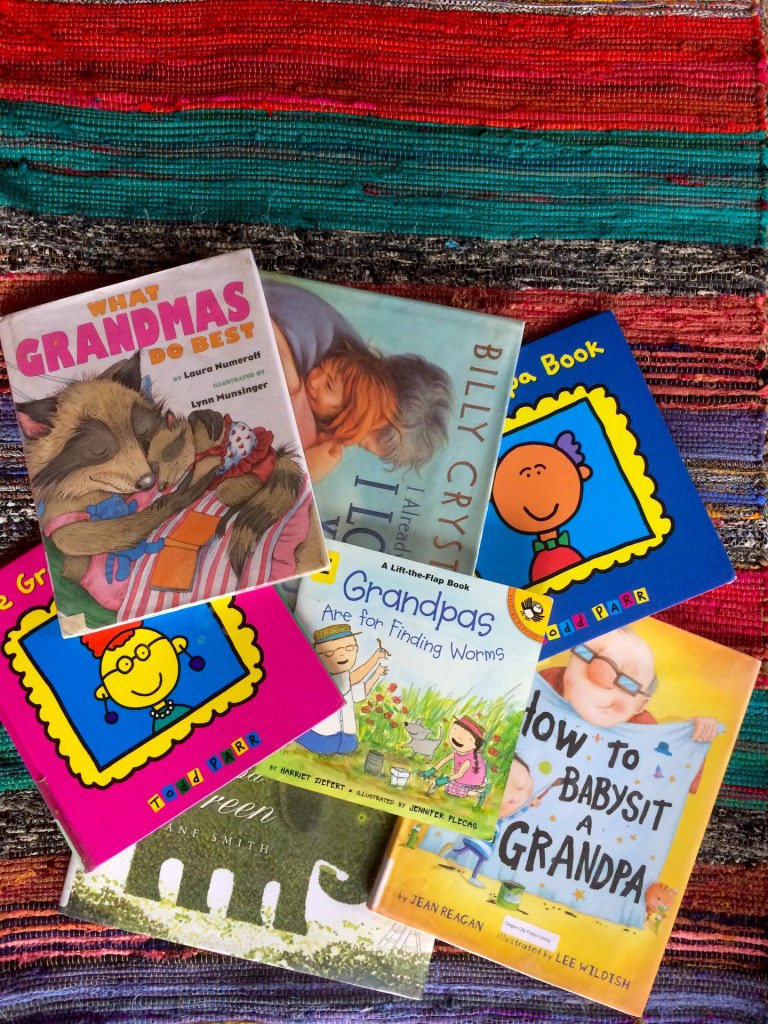 The 15 best children's books about grandparents are wonderful for early literacy—and for a snuggle with grandma and grandpa! Ten Thousand Hour Mama