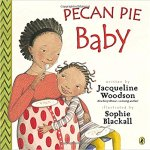 Children's books about a new baby.
