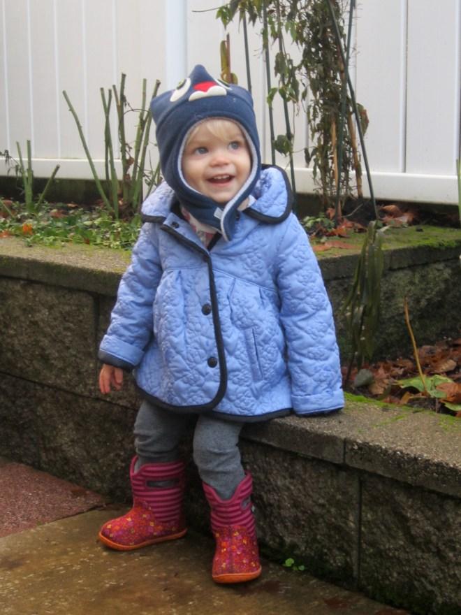 Toddler smiles - Ten Thousand Hour Mama